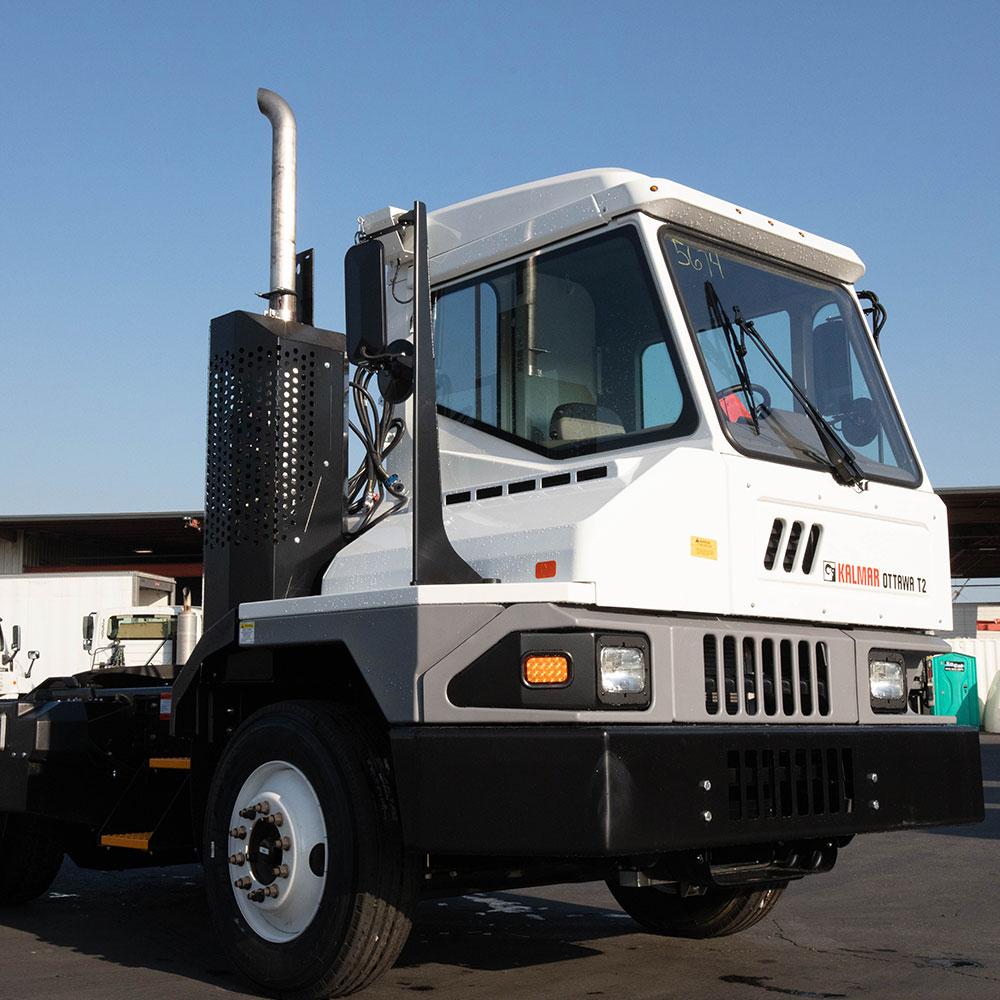 Kalmar Ottawa T2 Yard tractor
